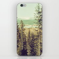 camp iPhone & iPod Skins featuring Summer Camp by Jessica Torres Photography