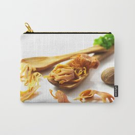The flower of nutmeg Carry-All Pouch