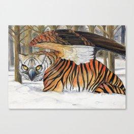 Griffis Canvas Print