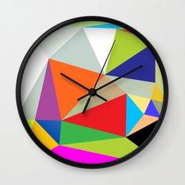 1981-1982 Wall Clock