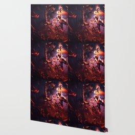 Wildfire Zyra Splash Art 4k HD Wallpaper Official Artwork League of Legends lol Wallpaper