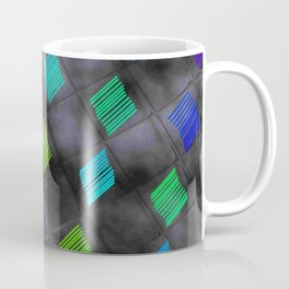 Square Color Coffee Mug