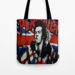 Planet Punk Tote Bag