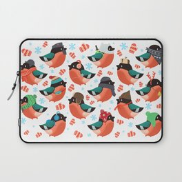 The bullfinches Laptop Sleeve