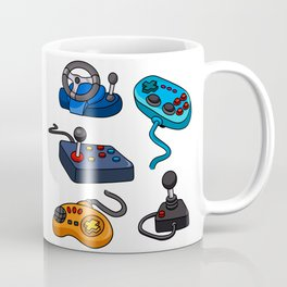 Video Game  Controls Coffee Mug