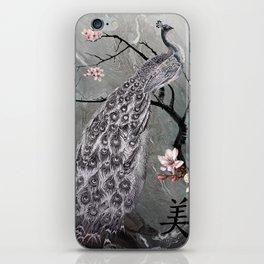 Spade's Peacock iPhone Skin