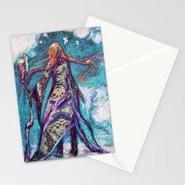 Technology indistinguishable from magic Stationery Cards