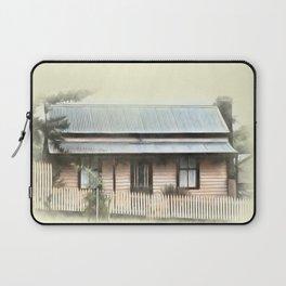 Historic Cottage Laptop Sleeve