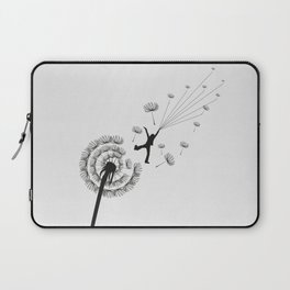 Free Dandelion Laptop Sleeve