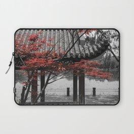 Gucun Garden Trees Laptop Sleeve