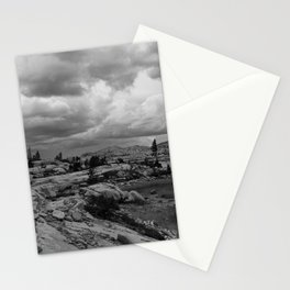 Clouds over the Pacific Crest Trail Stationery Cards