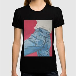 good old jeans T-shirt