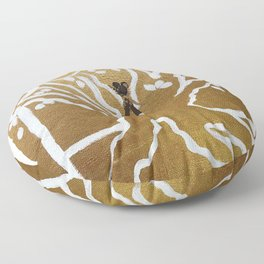 The Baobab: Our Tree of Life Floor Pillow