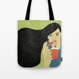 Drink Up Tote Bag