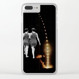 There Are Two Scientists Remaining in America Clear iPhone Case