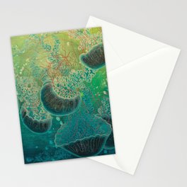 The Other Worlds Stationery Cards