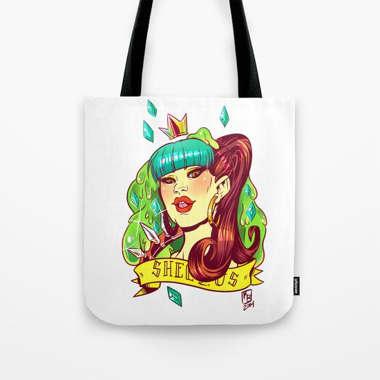 """Sheezus"" by Kailyn Boehm Tote Bag"