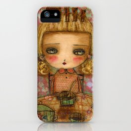"Goldilocks thinks ""It's for me!"" iPhone Case"