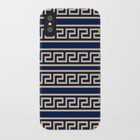 greek iPhone & iPod Cases featuring Greek by Mr & Mrs Quirynen