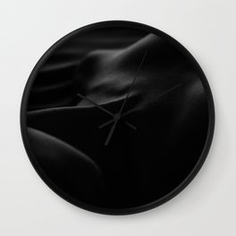 Lines Wall Clock