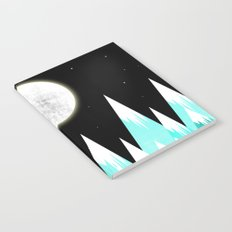 Blue Night Notebook