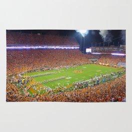 Clemson Memorial Stadium Rug