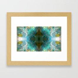Divine Expression Framed Art Print