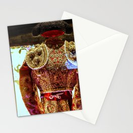 Suit of Lights Stationery Cards