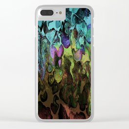 The Way of the Abyss Clear iPhone Case
