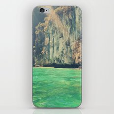a little touch of paradise iPhone & iPod Skin
