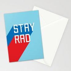 Stay Rad II Stationery Cards