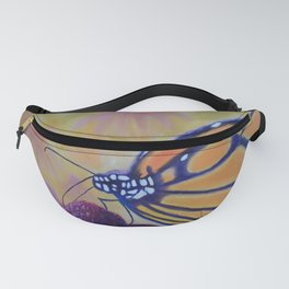 King of butterfly   Le roi des papillons Fanny Pack