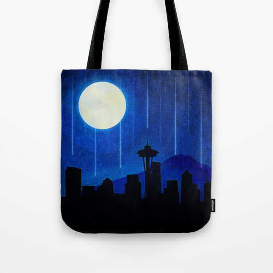 Sleepless Seattle Tote Bag