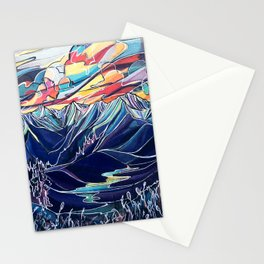 Silvercup Ridge, BC Stationery Cards