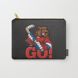 HOCKEY Carry-All Pouch