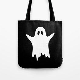 Friendly Ghost Tote Bag