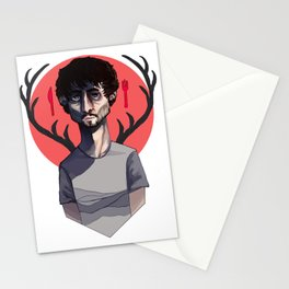 Will Graham Stationery Cards