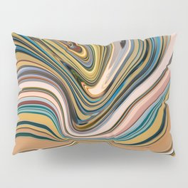 Marble Marbled Abstract Paint XCIV Pillow Sham