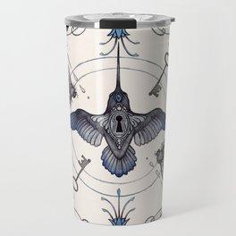 Pollinators Travel Mug