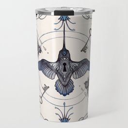 Pollinators Travel Mug
