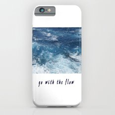 Oahu: Go With The Flow iPhone 6s Slim Case