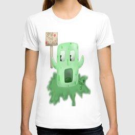 Save Those Slimes! T-shirt