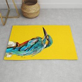 Kingfisher v2 vastd Rug