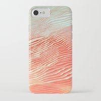 waves iPhone & iPod Cases featuring Waves by Okti