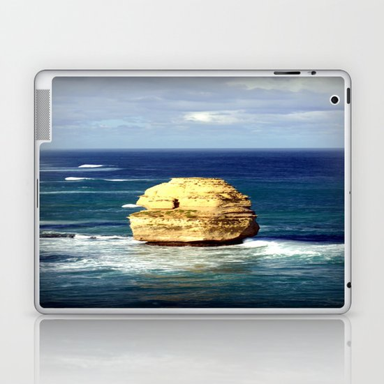 Limestone Rock Laptop & iPad Skin