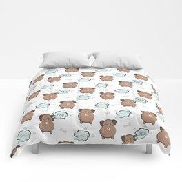 Dog fart Comforters