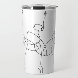 Ballet x 3 Travel Mug