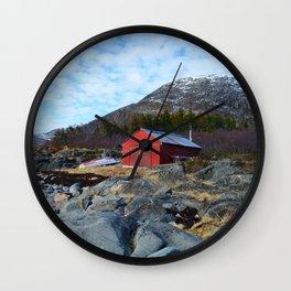 Rorbua Wall Clock