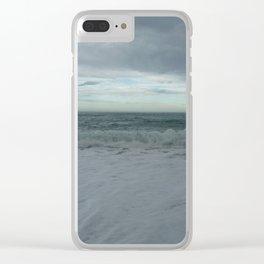Rhythm Clear iPhone Case