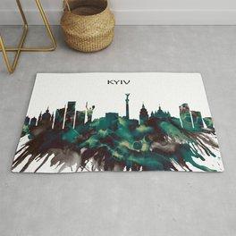 Kyiv Skyline Rug